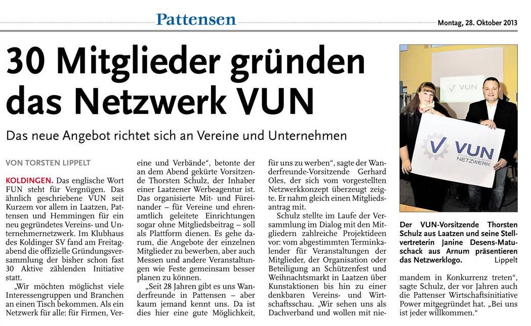 Leine-Nachrichten vom 28.10.2013